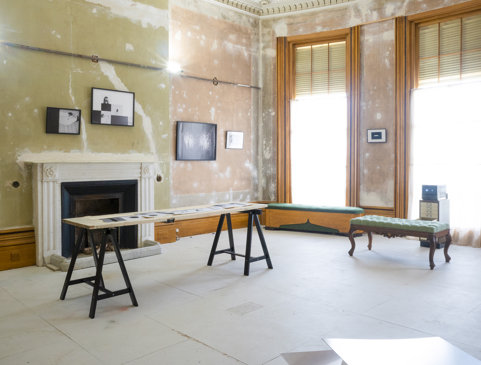 Pryzma Collective Installation View Regency Town House Oct 2020